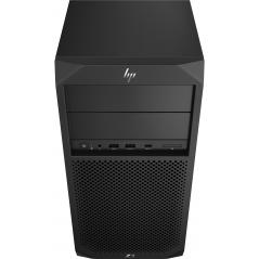 HP Z2 G4 3,7 GHz Intel® Xeon® E-2176G Nero Torre Stazione di lavoro