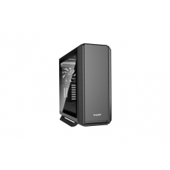 BE QUIET! CASE ATX-EATX SILENT BASE 801 WINDOW, 7+2 HDD SLOT, 1XUSB2.0, 2XUSB3.0, 1XAUDIO I/O, BLACK