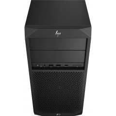 HP Z2 G4 3,2 GHz Intel® Core™ i7 di ottava generazione i7-8700 Nero Torre Stazione di lavoro