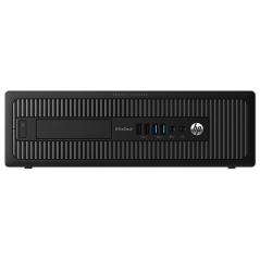 FATEVIREF REFURBISHED HP PC 800 G1 I5-4570 4GB 500GB DVD WIN 10 PRO SFF