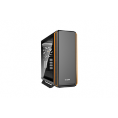 BE QUIET! CASE ATX-EATX SILENT BASE 801 WINDOW, 7+2 HDD SLOT, 1XUSB2.0, 2XUSB3.0, 1XAUDIO I/O, ORANGE