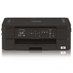 Brother DCP-J572DW multifunzione Ad inchiostro 27 ppm 1200 x 6000 DPI A4 Wi-Fi