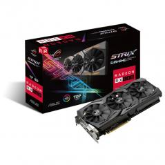 ASUS VGA ROG STRIX RX 580 8GB GDDR5 TOP EDITION
