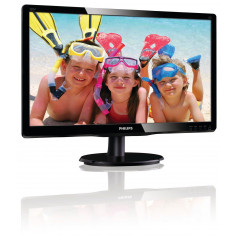 Philips Monitor LCD con retroilluminazione LED 220V4LSB/00
