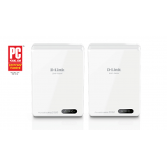 D-LINK POWERLINE AV2 2000 HD GIGABIT STARTER KIT 2PZ