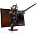 "AOC Gaming G2778VQ monitor piatto per PC 68,6 cm (27"") Quad HD Opaco Nero, Rosso"