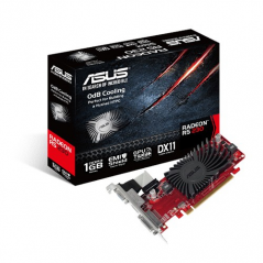 ASUS VGA AMD RADEON R5230 1GB DRR3 VGA HDMI DVI LOW PROFILE