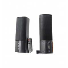 ADJ SPEAKER SOUNDBAR BLUETOOTH APOLLO 2.0 2X3W AUX, USB CON TELECOMANDO, BLACK