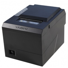 YASHI STAMP. TERMICA STYZ14 PER SCONTRINI 300MM/SEC, 576DPI, 80MM, INTERFACCIA RS232 RJ45 USB