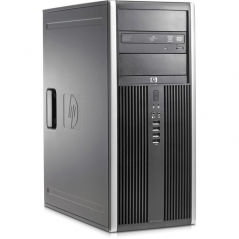 REFURBISHED HP PC TOWER ELITE 8300 I5-3470 4GB 500GB DVD-RW WIN 10 PRO