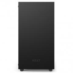 NZXT CASE H400i MICRO-ATX, MINI-ITX, MATTE BLACK, WINDOW, 4 SLOT EXP. 2,5/3,5, 2X USB 3.1, 1XAUDIO/MIC, 2X140 FAN FRONT, 1X120 F