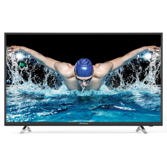 STRONG TV 43 LED 4K ULTRA HD HDR 10 SMART WIFI NETFLIX YOUTUBE DVB-T2/C/S2 TRIPLO TUNER HOTEL MODE