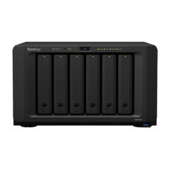 SYNOLOGY NAS 6 BAY 2,5/3,5 SSD/HDD M.2 4GB GBE