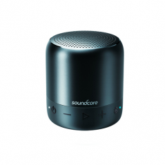ANKER SOUNDCORE SPEAKER BLUETOOTH SOUNDCORE MINI 2, 6W, MICROFONO, IPX7, BLACK