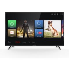 TCL TV 43 DIRECT LED UHD SMART TV3 HDMI 2.0 LINUX BLACK