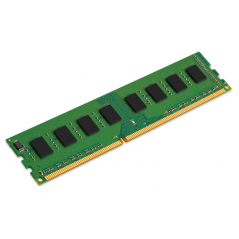 Kingston Technology ValueRAM 4GB DDR3 1600MHz Module memoria DDR3L