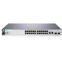HPE SWITCH 2530-24-POE+ 2 PORTE SFP RACK MOUNTABLE