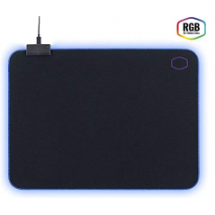 COOLER MASTER MOUSEPAD CON PROFILO RGB - MEDIUM