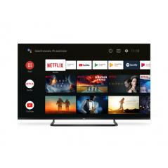 TCL TV 55 4K UHD ULTRA SOTTILE CON HDR PRO E ANDROID TV DVB-T2/C/S2