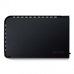 Buffalo DriveStation 1TB Velocity disco rigido esterno 1000 GB Nero