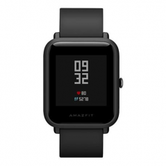 "XIAOMI SMARTWATCH LED 3,25CM 1,28"""" GPS NERO"