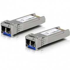 UBIQUITI U FIBER SINGLE-MODE MODULE 10GB 2 PACK