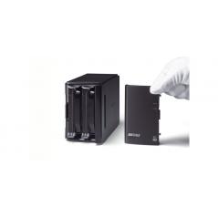 Buffalo DriveStation HD-WLU3 4TB Scrivania Nero array di dischi