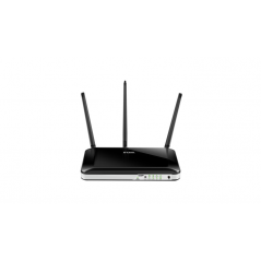D-Link DWR-953 router wireless Dual-band (2.4 GHz/5 GHz) Fast Ethernet 3G 4G Nero