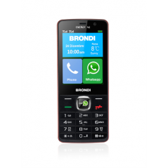 BRONDI CELLULARE ENERGY 4G 3 HD DUAL SIM 4G GSM DUAL BAND 1,3GHZ DUAL CORE