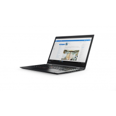"Lenovo ThinkPad X1 Yoga Nero Ibrido (2 in 1) 35,6 cm (14"") 2560 x 1440 Pixel Touch screen 2,70 GHz Intel® Core™ i7 di settima"