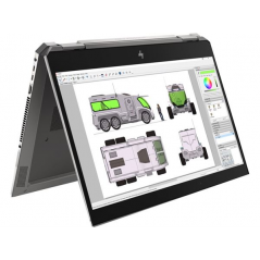 HP ZBOOK 15 STUDIO G5 X360