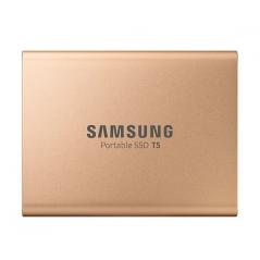 SSD PORTATILE T5 DA 1 TB, USCITA USB 3.1 RESEGOLD