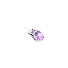 COOLER MASTER MOUSE GAMING WIRED MASTERMOUSE MM711 OPTICAL USB 16000 DPI LUCE RGB COLORE BIANCO