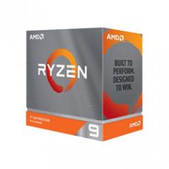 AMD CPU RYZEN 9 3900XT 4,7GHZ AM4 12 CORE 70MB CACHE 105W NO COOLER